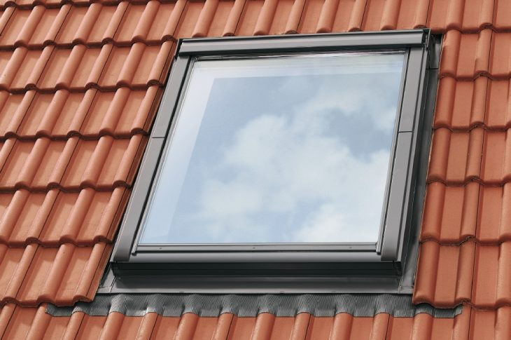 Dachfenstereinbau